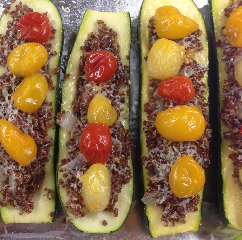 zucchini side dish